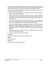 cognos report design document template cognos report design document template new project closeout