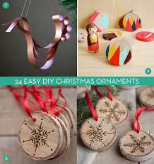 roundup 24 modern and easy diy ornaments curbly