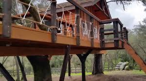 ideas backyard tree house kits treehouse ideas treehouse fort