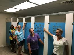alabama teachers pull off inspiring bathroom remodel for middle