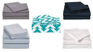 Best Soft Sheets Top 10 Best Twin Xl Dorm Bedding Sheets