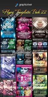 graphicriver flyers templates pack 22 avaxhome