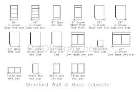 Kitchen Base Cabinet Dimensions New Upper Kitchen Cabinet Depth Taste