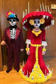 La Muerte Costume Pin By Barbara Cole On Book Of Life La Muerte Costume 2016