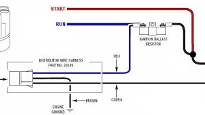 mallory magic breakerless distributor wiring diagram diagram
