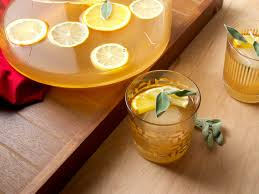 party drinks easy and elegant smoky sage punch serious eats