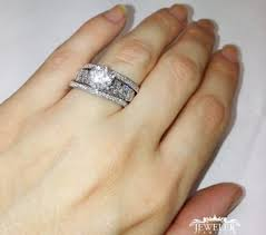 3 carat ring 3 carat diamond engagement ring set 3 carat diamond engagement