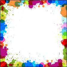 vines colorful framespaper colorful frames digital clipart design