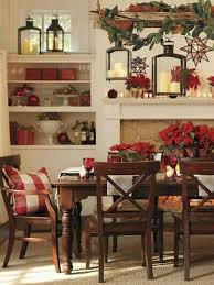 Christmas Dining Room Decorations Glass Candle Box Decoration For Christmas Dining Room Decor With