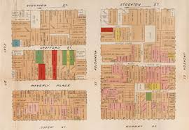 Maps Of Chicago Neighborhoods by Maps Of Gilded Age San Francisco Chicago And New York Mapping