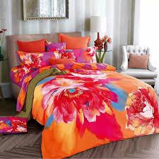 Comforter Orange Bedding Sets Online Usa Tokida For
