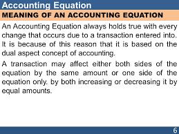 6 accounting