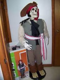 life size dancing pirate skeleton gemmy wiki fandom powered by