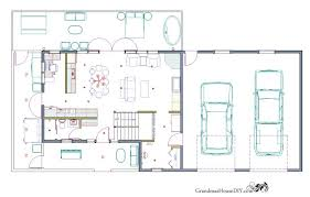 Country Home Floor Plans Free House Plan Rustic Modern Country Home With A 2 Car Garage