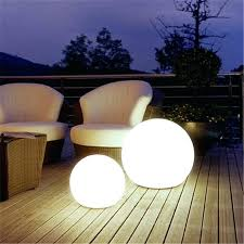 solar globe lights garden solar globe garden lights waterproof illuminate solar floating light
