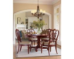 round dining table thomasville furniture