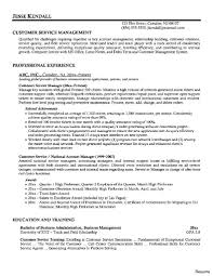 sle functional resume customer service representative resume sle of for great exles