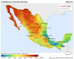 mexico map 1800 free solar resource maps solargis
