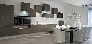 küche offen küchenzeile offen basalt