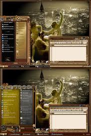 steampunk vista theme themes for pc