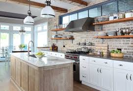 how to paint stained kitchen cabinets mixing stained and painted kitchen cabinetry is a winning