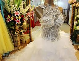 bling wedding dresses 2013 new bling bling bodices a line of wedding dresses