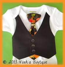 baby boys snoopy thanksgiving tie bodysuit with suspenders and hat