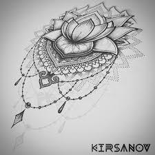 44 best lotus tattoo designs golfian com