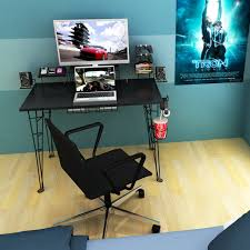 Gaming Station Computer Desk Desks Dual Monitor Gaming Desk Bed Computer Desk Gaming Station