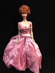 how to cut a bubble cut hair style mattel vintage barbie doll red head bubble cut hair style 1959 ebay