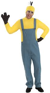 jumpsuit costume buy minions kevin jumpsuit costume for