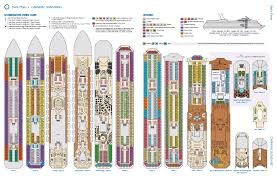 deck plans for carnival breeze carnival cruise line carnival