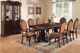 Traditional Dining Room Furniture F2182 7pc Traditional Dining Room Set U2013 Genesis Furniture