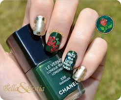 nails la bella beautify themselves with sweet nails