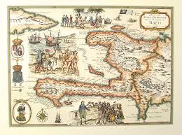 Haiti Map Map Of Haiti Ancient Haïti Island Map