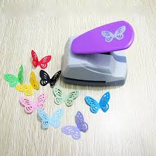 1pc new large creative beautiful butterfly shapes diy