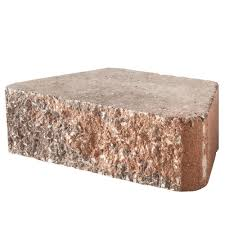landscape block adhesive pavestone 10 3 in x 10 in x 5 88 in sierra blend concrete