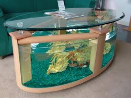 Fish Tank Living Room Table - aquarium fish tank coffee table home decorations fish tank