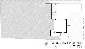 Floor Plan Beach House by Gallery Of The Sunshine Beach House Wilson Architects 19