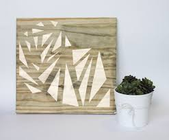 25 pieces geometric wall art we want now brit co