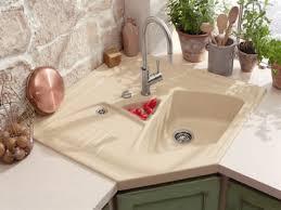 kitchen design ideas corner stainless steel apron kitchen sink
