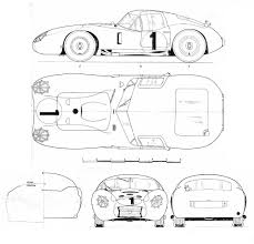 maserati 450s maserati 450s costin zagato 1957 blueprint download free