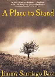 A Place Book Jimmy Santiago Baca Books In Print