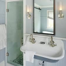 cast iron trough sink kohler brockway cast iron wall mount wash sink design ideas