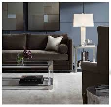 mitchell gold coffee table bardot sofa melrose accent tables modern living room
