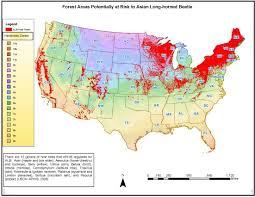 Emerald Ash Borer Map September 2015 U2013 Invasive Species