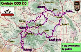 Salida Colorado Map by Co1000 Overview Map Jpg