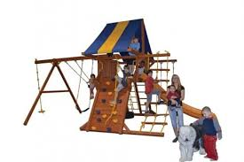 Metal Backyard Playsets How To Choose A Backyard Playset The Washington Post