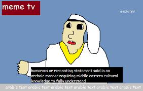 Meme Translation - le funny moslem translation man meme image coaxedintoasnafu