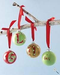 polka dot initial ornament by bluetimestwo on etsy 7 00 the most